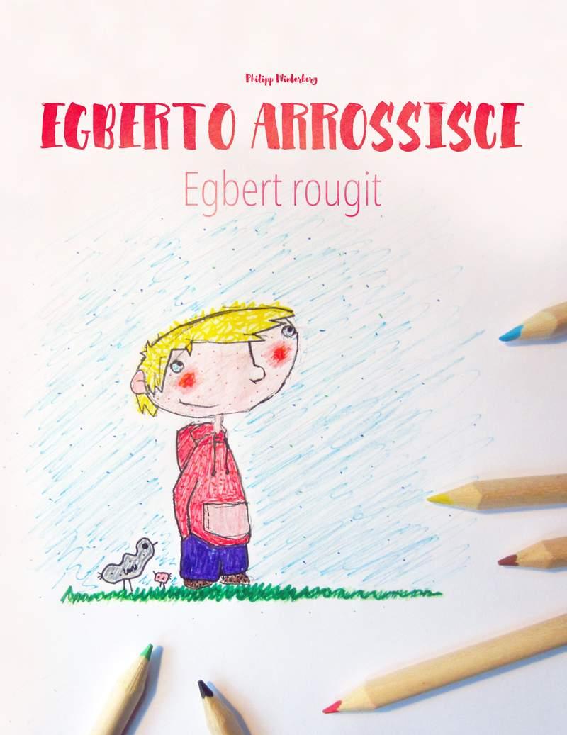 Egbert rougit